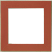 "Rust - Wooden Frame 6""X6"""