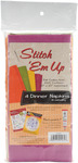 Stitch 'em Up Dinner Napkins For Embroidery 4/Pkg - Fall Collection