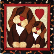 Puppy Love Quilt Magic Kit