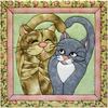 "12""X12"" - Cats Meow Quilt Magic Kit"