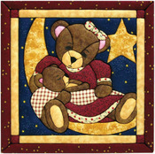 Momma & Baby Bear Quilt Magic Kit