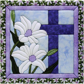 "12""X12"" - Cross Quilt Magic Kit"