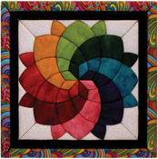 "12""X12"" - Blossom Quilt Magic Kit"