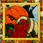 "12""X12"" - Harvest Quilt Magic Kit"