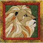Lion Quilt Magic Kit