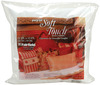 Soft Touch Down - Like Pillowform -12 inches X12 inches FAIRFIELD-Soft Touch Down-Like Pillowform. This pillow insert Achieves a professional decorator result with 100% polyester filling. Also has a zipper on the side for adjusting firmness level by adding or removing Poly-fil Supreme (extra poly-fil sold separately). This package contains one 12x12 inch pillow insert. Made in USA.