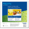 Soft Touch Down - Like Pillowform-16 inches X16 inches FAIRFIELD-Poly-Fil Soft Touch Pillowform. Achieve professional decorator results when you fill your pillows with Poly-Fil. This insert is filled with 100% Poly-Fil Supreme and features a zipper for adding or removing Poly-Fil (extra Poly-Fil sold separately). This package contains one 16x16in pillow insert. Spot clean only. Made in USA.