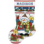 """17"""" Long 14 Count - Snowman Fun Stocking Counted Cross Stitch Kit"""