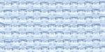 "Light Blue - Gold Standard Aida 14 Count 15""X18"" Box"