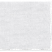"Cotton Handkerchief 9-1/2""X9-1/2""-White"