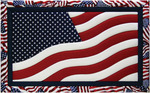 American Flag Quilt Magic Kit