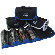 Black/Blue - Stitch Happy Fold N Go Notions Box
