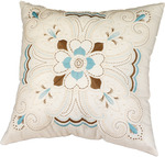 "14""X14"" - Kaleidoscope Pillow Candlewicking Embroidery Kit"