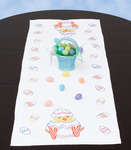 "Easter - Stamped Table Runner/Scarf 15""X42"""