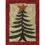 "2.875""X4"" - Pine Tree Punch Needle Kit"