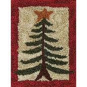 "2.875""X4"" - Pine Tree Punch Needle Kit"