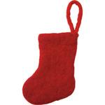 "5"" - Feltworks Mini Stocking"