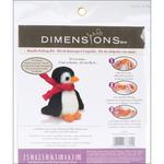 Penguin - Feltworks Little Felted Characters