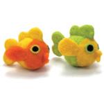 Feltworks Ball Fish Learn Needle Felting Kit-