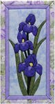 Iris Quilt Magic Kit