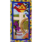 "9.5""X19"" - Garden Quilt Magic Kit"