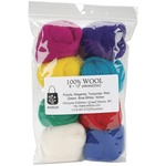 "Primary - Wool Roving 12"" .25oz 8/Pkg"