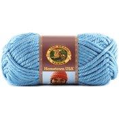 Charlotte Blue - Hometown USA Yarn