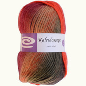 Autumn Leaves - Kaleidoscope Yarn