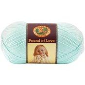 Pastel Green - Pound Of Love Baby Yarn