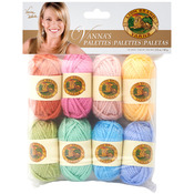 Peaceful - Vanna's Palette Bonbons Yarn 8/Pkg