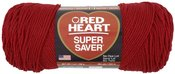 Cherry Red - Red Heart Super Saver Yarn