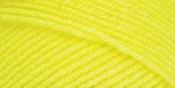 Bright Yellow - Red Heart Super Saver Yarn