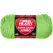 Spring Green - Red Heart Super Saver Yarn