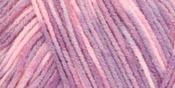 Shaded Rose Print - Red Heart Comfort Yarn