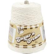 Soft Ecru - Sugar'n Cream Yarn Cones
