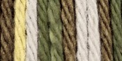 Wooded Moss - Handicrafter Cotton Yarn Ombres & Prints 340 Grams