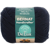 Navy - Handicrafter DeLux Cotton Yarn