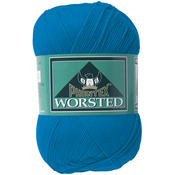 French Blue - Phentex Worsted Solids Yarn