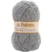 Pewter - Shetland Chunky Yarn- Tweeds