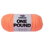 Peach - Caron One Pound Yarn