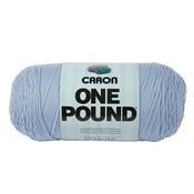 Sky Blue - Caron One Pound Yarn