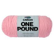Soft Pink - Caron One Pound Yarn