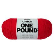 Scarlet - Caron One Pound Yarn