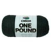 Forest Green - Caron One Pound Yarn
