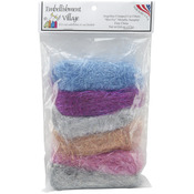 Fine China - Angelina Straight Cut Fibers .1oz 6/Pkg