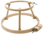 "Lap Stand Combo 10"" & 14"" Hoops"