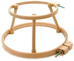 """Lap Stand Combo 7"""" & 9"""" Hoops"""