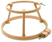 "Lap Stand Combo 7"" & 9"" Hoops"