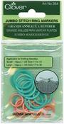 20/Pkg - Jumbo Stitch Marker Rings