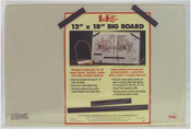 "LoRan Big Board Magnet Board 12""X18""-"